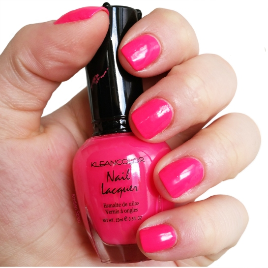 Kleancolor Barbie Pink wm
